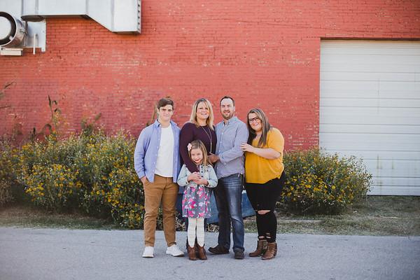 Cunneen Family 2017