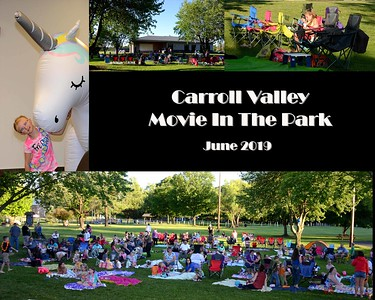 Movie In The Park - June 2019