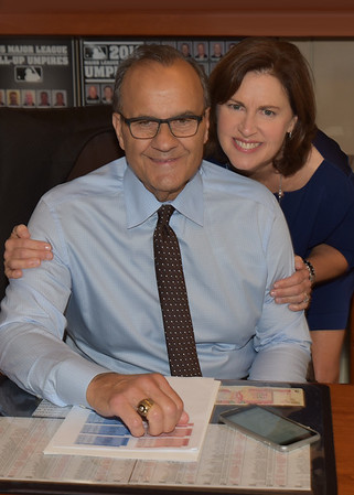 Sept 22, 2016 Ali and Joe Torre for New York Lifestyle