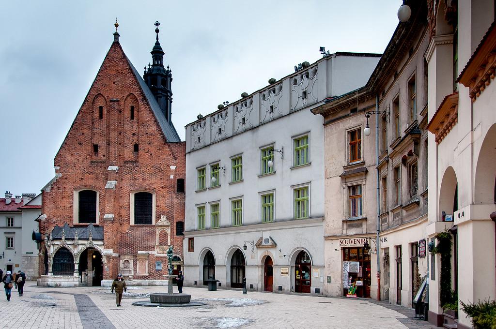 gluten free krakow