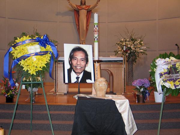 Uncle Pas Memorial - June 14, 2008