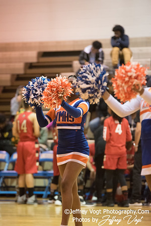 2/13/2018 Watkins Mill HS Varsity Cheerleading, Photos by Jeffrey Vogt Photography