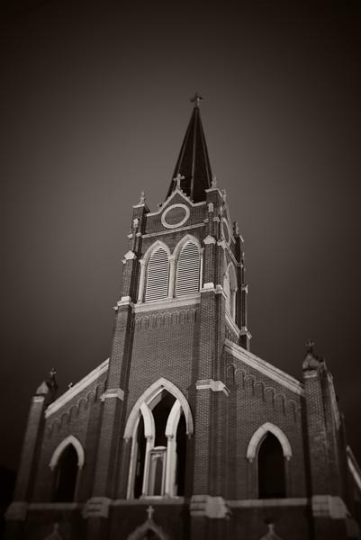 Abandoned Church---Nanticoke, PA