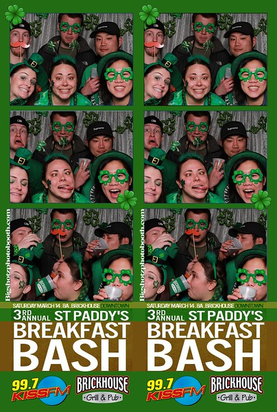 Kiss FM St. Patrick's Day Event