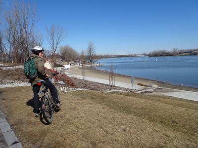 March 2020 Lachine Rapids