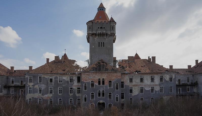 Urbex - Abandoned Castle (HU)