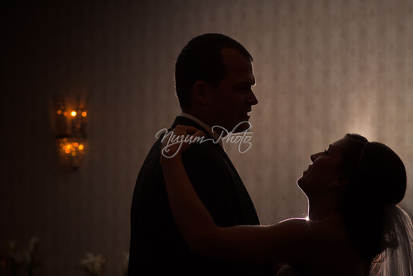 First Dance - Emily and Brent