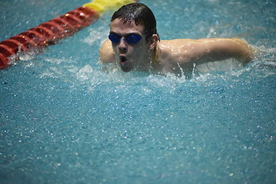 Boys Swimming - 2015