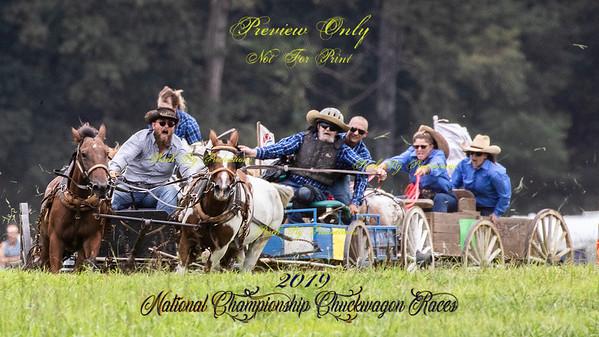 Highlights Album 2019 National Championship Chuckwagon Races