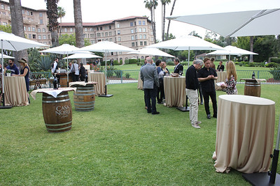 'Uncorked' Hosted by Langham Huntington on Summer Saturdays
