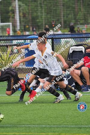 Boys 08 - Stars Boys 08 vs Stripes Boys 08