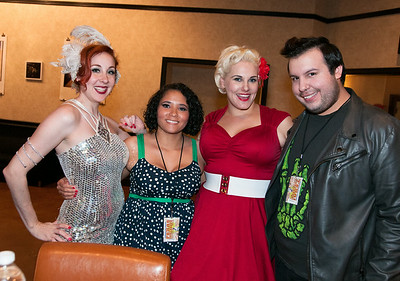04/12/2012 -  Texas Bulesque Fest - Day 1