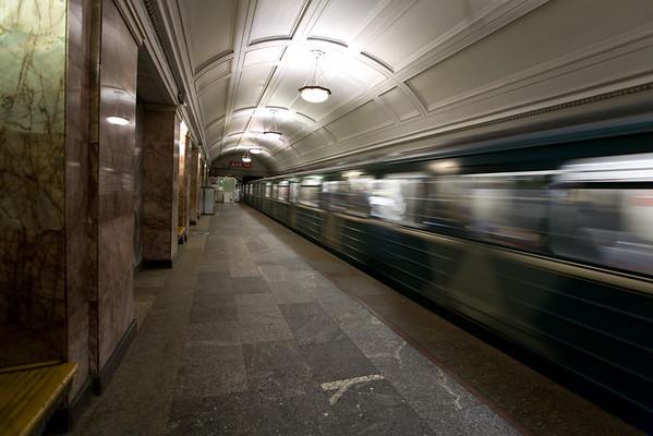 Moscow Metro, 2007