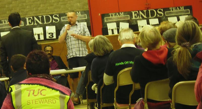 Save Halifax A&E: Meeting Saturday 29th March 2014