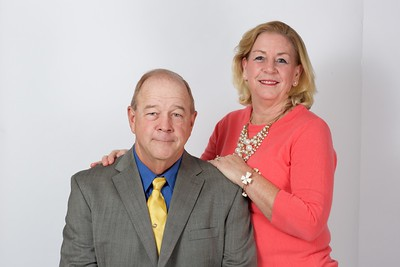 Bill and Peggy Masterson