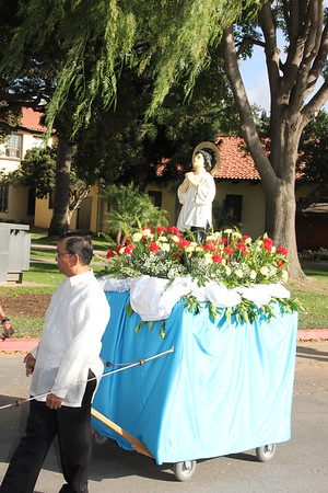 09-27-2014 Feast of San Lorenzo Ruiz