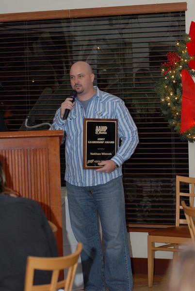 AAMP XMAS 2007