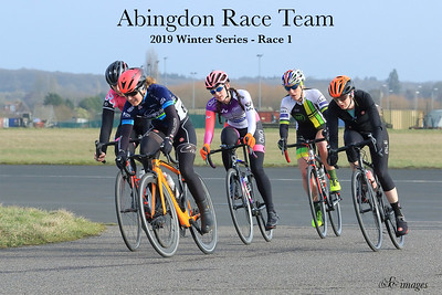 Abingdon Race Team 2019 Winter Crit Series #1