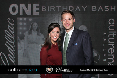 Culture map's one birthday bash