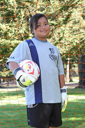 Scores Fall 2012 player and team portraits