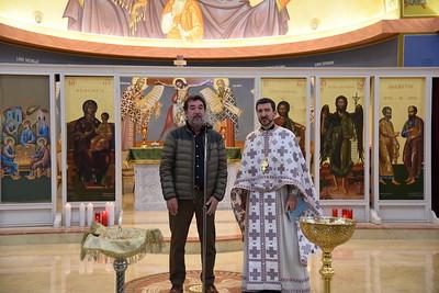 Community Life - Florin Vlad Farewell - November 12, 2017