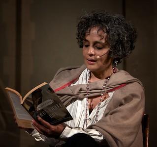 Arundhati Roy (Vancouver April 2014)