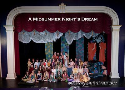 Blackberry Little Theatre 2012