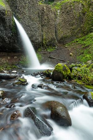 2019 - 04 Waterfalls, Portland OR