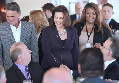 "MD Governor Gretchen Whitmer  ""Road to Opportunity Tour"""