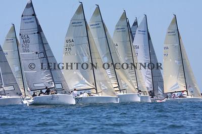 Costal Living Newport Regatta:  July 10, 2009