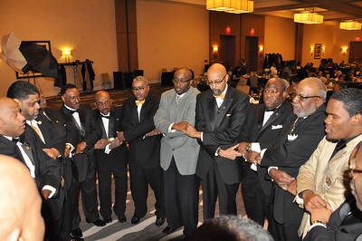 16th Annual Tribute to HBCU Scholarship Banquet Feb 23, 2013
