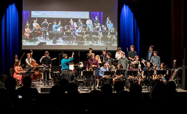 Berkeley High Jazz Ensemble