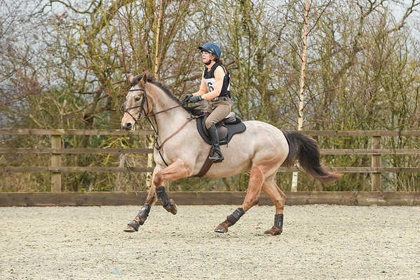 Lincomb EC Arena Eventing ,19th January 2019