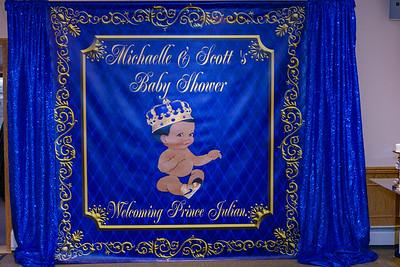 Michaelle and Scott's Baby Shower