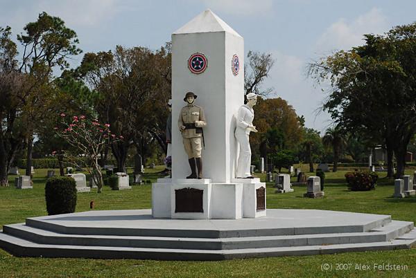 Caballero Rivero Woodlawn Park North Cemetery - Miami
