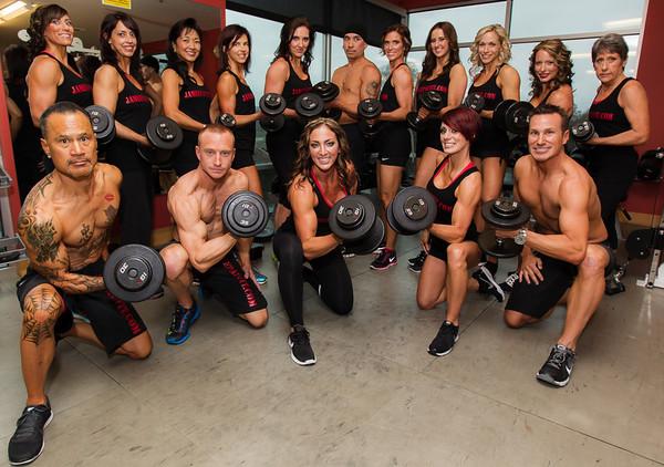 Jamee Pau Fitness 2014