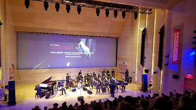 15-16 February Jazz at Mingus Festival