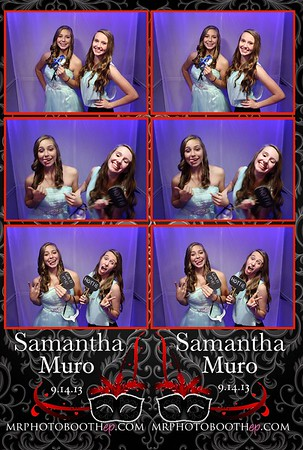 Samantha Muro XV | Sep. 14th 2013