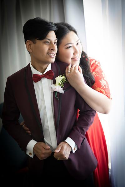 Chan & Meas Wedding