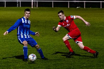 Daisy Hill FC (a) W 4-1 *
