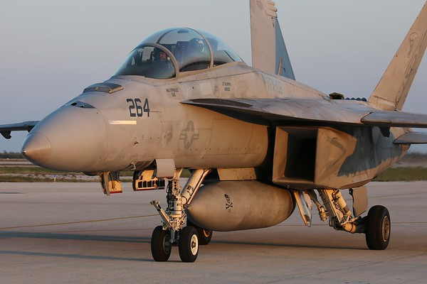Fleet Adversary Training, 22Feb-22Mar19