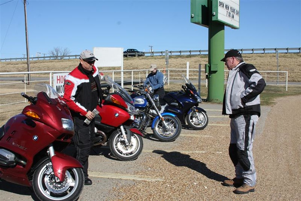 North Texas Day Ride      December '08