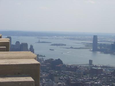 Dalton's New York Trip - July 2007