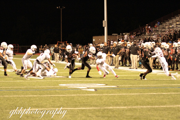 Colleyville Heritage vs. AISD Bowie
