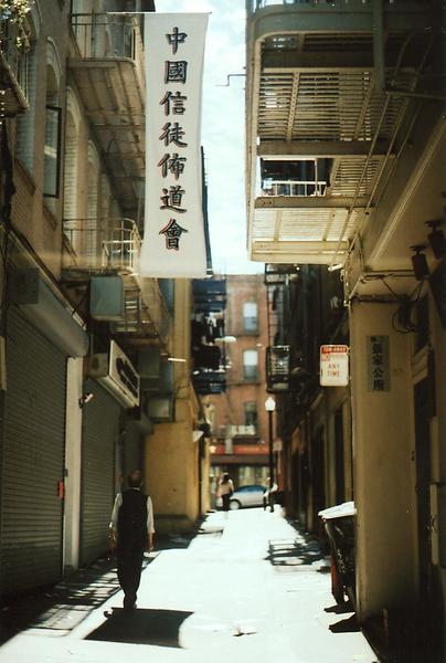 San Francisco, 35mm