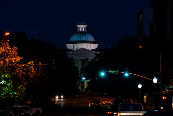 Old Downtown Jackson Mississippi