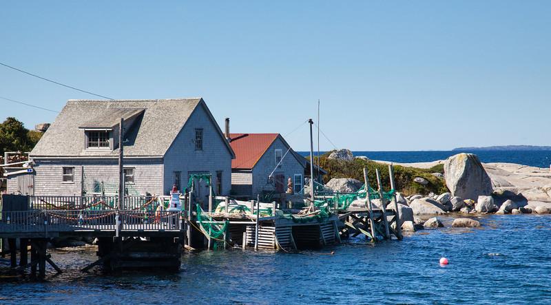 Peggy's Cove, Novo Scotia