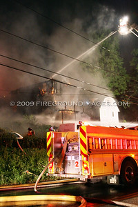 Edgefield Ave. Fire (Milford, CT) 6/22/10