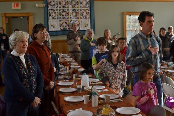 Barnard BEE's Thanksgiving Lunch