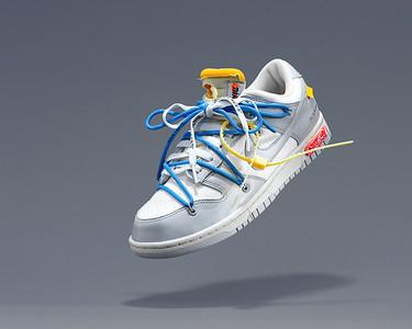 Sneaker Product & Social Media Imagery